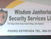 Janitorial Security Services