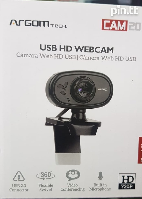 HD 720p and 1080p Webcams-1