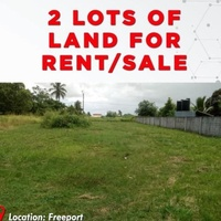 2 Fully Approved Lots in Calcutta, Couva