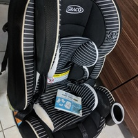 Graco 4ever Car Seat.