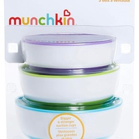 Suction plates and bowls
