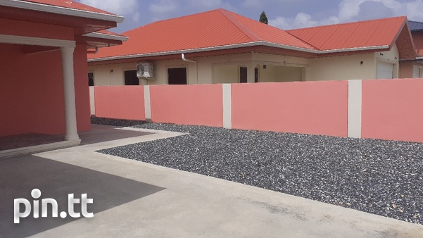 Spacious 3 Bedroom Flats Gated Community Cunupia-2