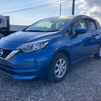 Nissan Note, 2018, PEA