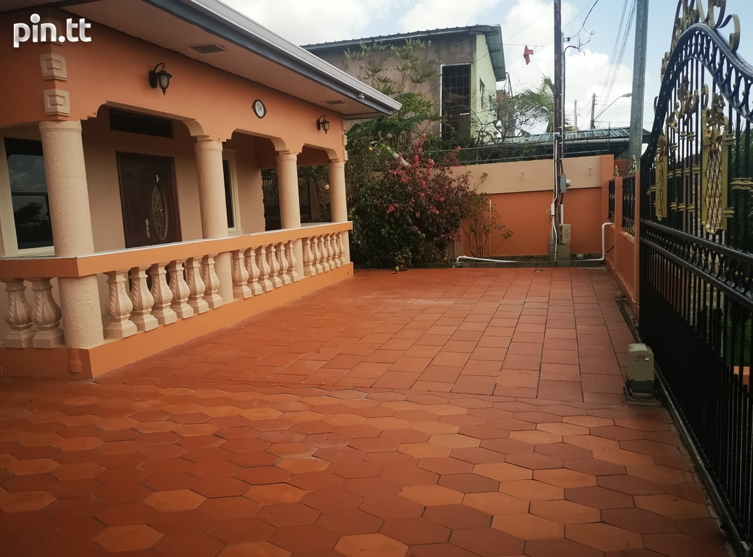 Lovely 3 bedroom home in peaceful residential Cunupia-2