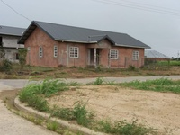 Unfinished House and Land