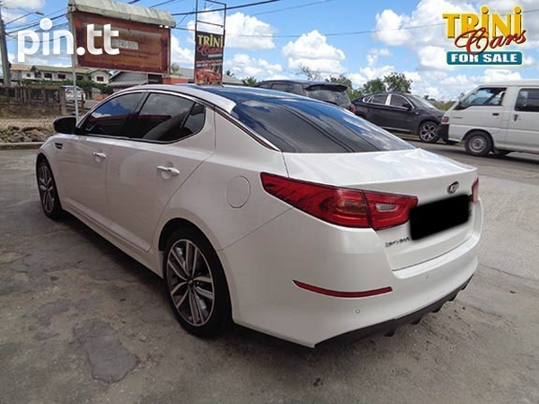 Kia Optima, 2014, PDE-3
