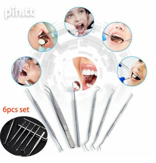NEW DENTAL ORAL CARE TOOL SET IDEAL GIFT-2