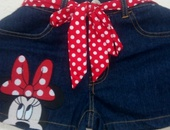 shorts minney mouse