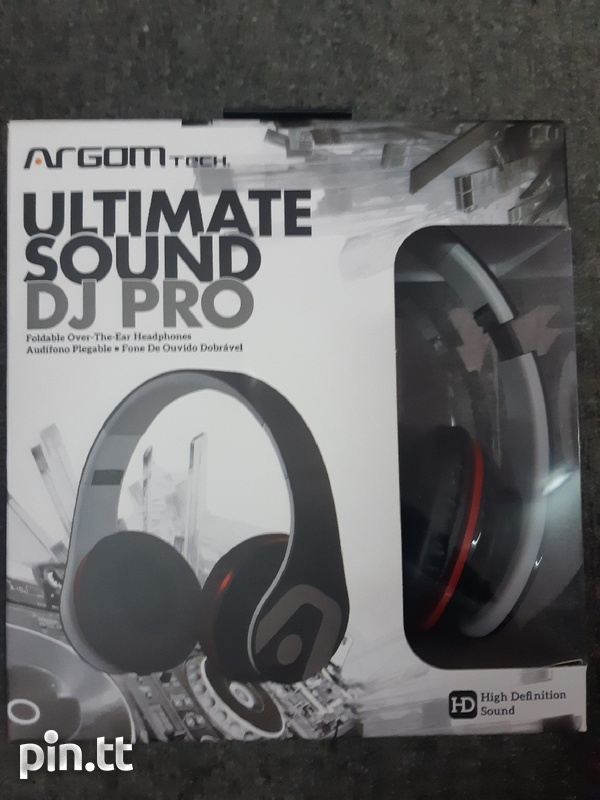 Ultimate Sound DJ Pro headset-1