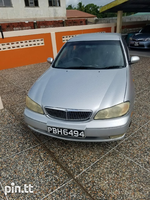 Nissan Other, 2000, PBH-1