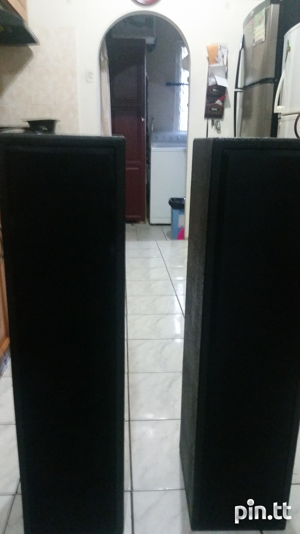 Tower speakers built to specs-1