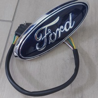 Led Lighted Hitch Cover For Ford Truck Trailer
