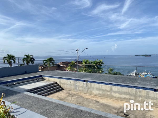 Ocean Point Residences, Carenage with 3 Bedrooms-6