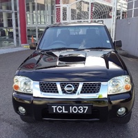 Nissan Frontier, 2008, TCL