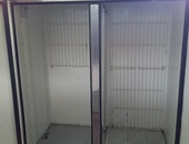 Freezers and chillers
