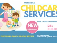 Baby sitting/childcare Services