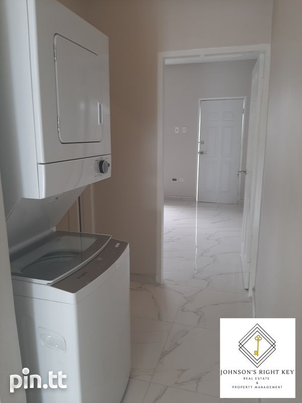 Newly Built 1 Bedroom Apartment Chaguanas Near PricePlaza-5