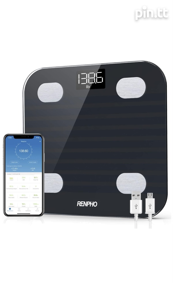 Body Composition Smart Scale-3