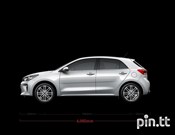 Kia Rio, 2020, NEW (NOT ROLL ON ROLL OFF)-8