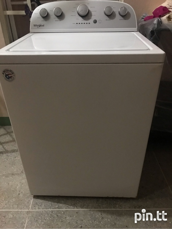 Whirlpool Washing machine-3