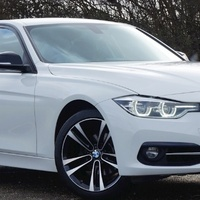 BMW 3-Series, 2018, ROLL ON ROLL OFF