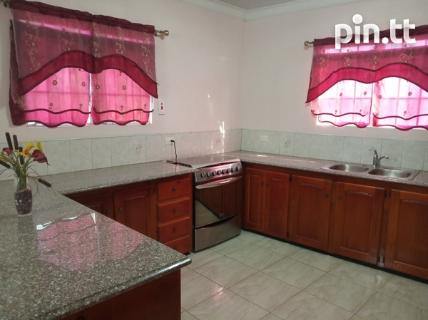 Furnished Two Bedroom Apartment, Lange Park Chaguanas-7