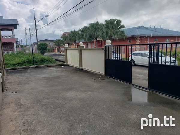 COUVA UNFURNISHED GROUND FLOOR APARTMENT-14