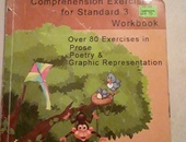 Comprehension exercises for std 3