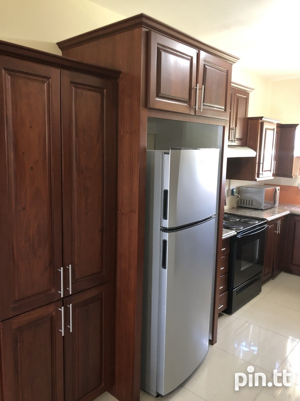Fully Furnished 2 Bedroom Apartment Trincity-7