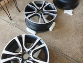 New Mercedes 19 inch staggered Rims Original