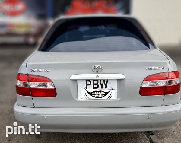 Toyota Other, 2000, PBW- AE111-2