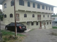 3 storey..Apartment building -Otaheite