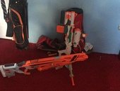 Nerf Guns Excellent Condition