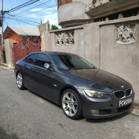BMW 3-Series, 2008, 320i COUPE