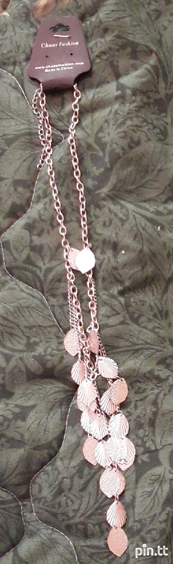 Silver Necklaces Costume Jewellery-2