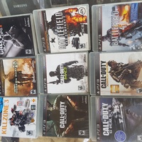 Ps 3 games good condition