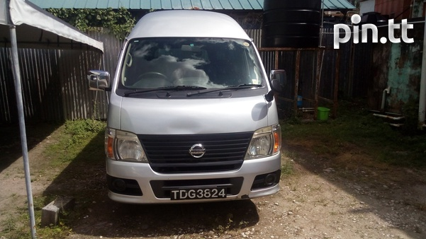 Nissan Caravan E25 Fully Loaded-4