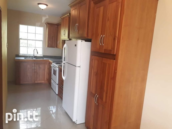 Furnished 1 Bedroom Piarco Apartment-6