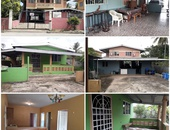COUVA Investment Two houses on 10,000sft.