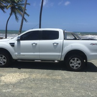 Ford Ranger, 2012, TCX Limited