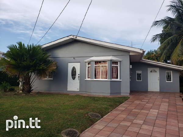 3 Bedroom Home Trincity-1