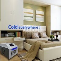 New Style mini indoor outdoor air conditioner 12v car dc air conditioners