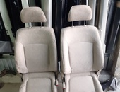 Pair of G10 Almera CREAM seats front