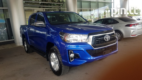 Toyota Hilux, 2019, TDY-7