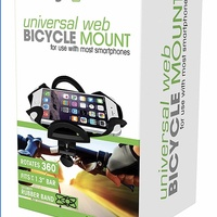 Bicycle Cell Mount