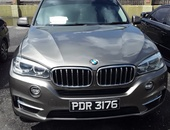 BMW X5, 2017, PDR