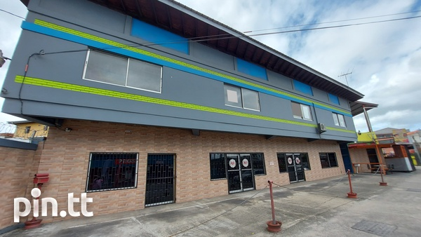 Commercial Investment Building, Yard Street, Chaguanas-2
