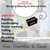 Services, Building Construction, Painting, Plumbing, Electrical