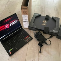 MSI GS65 stealth 422 9SF Gaming Laptop computer intel core i7 RTX 2070 32Gb Ram