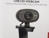 HD 720p and 1080p Webcams